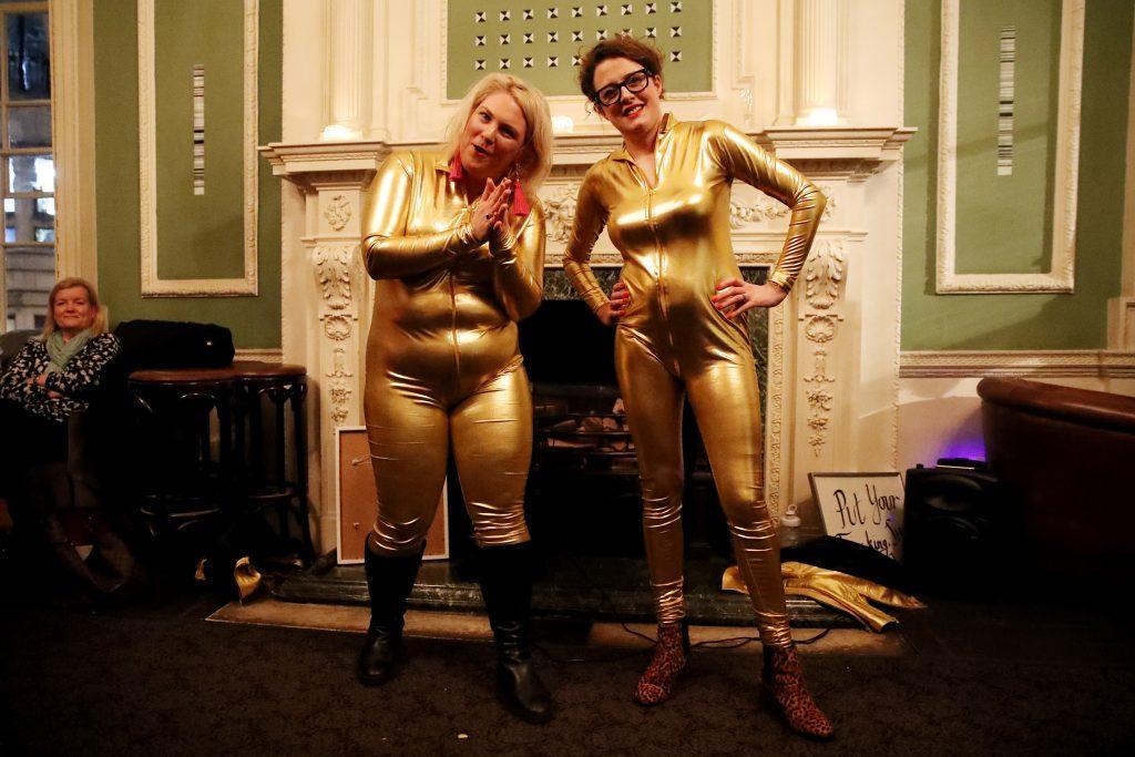 The Scummy Mummies attend Sylk Talks Menopause event 23 Jan 2018